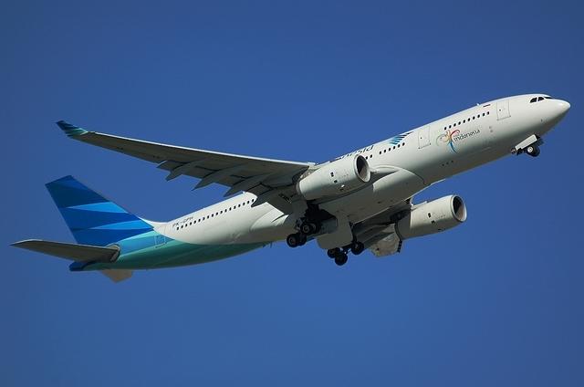ガルーダ A330-200 2