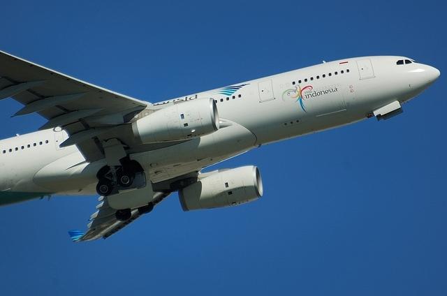 ガルーダ A330-200 3