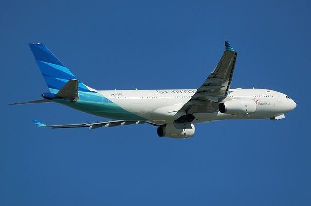 ガルーダ A330-200 4