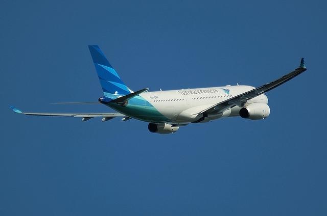 ガルーダ A330-200 5