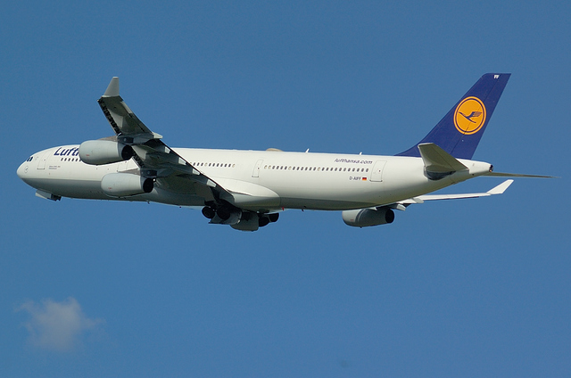 LH A340 4