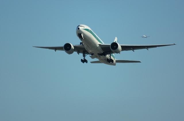 Alitalia B777 5