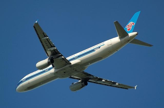 中国南方航空 3
