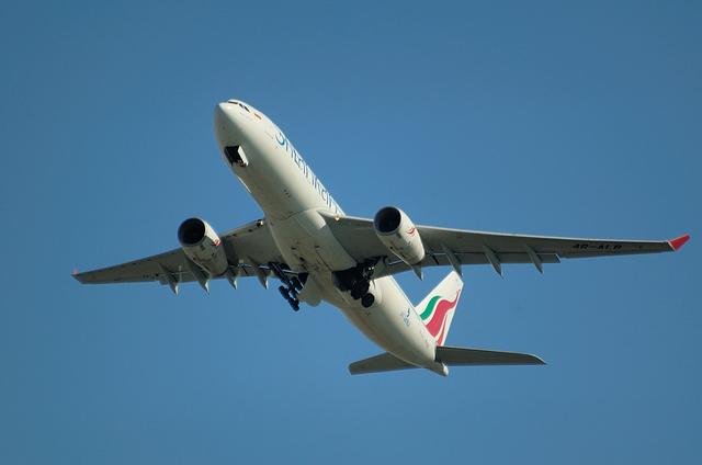 SriLankan Airlines A330 3