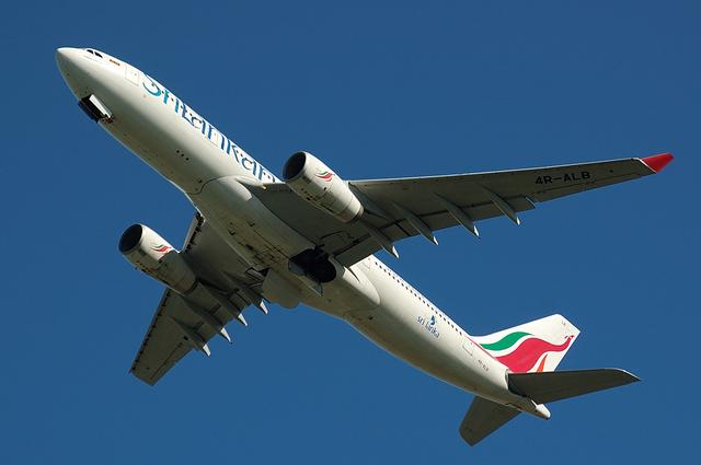 SriLankan Airlines A330 4