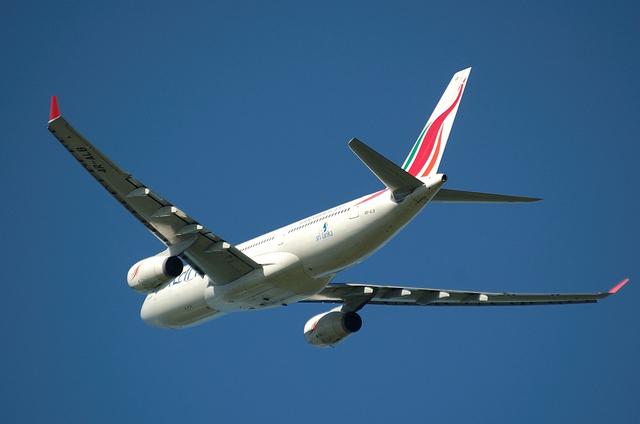SriLankan Airlines A330 7