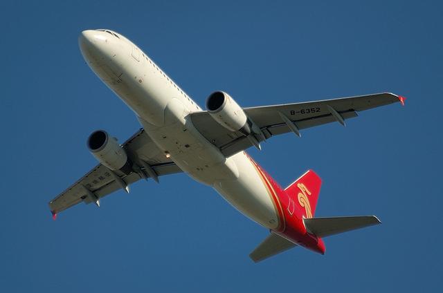 深セン航空 A320 1