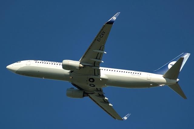 モンゴル航空 B738 2