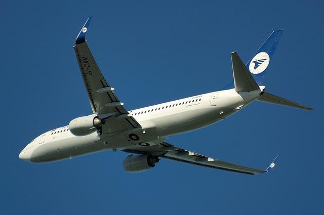 モンゴル航空 B738 3