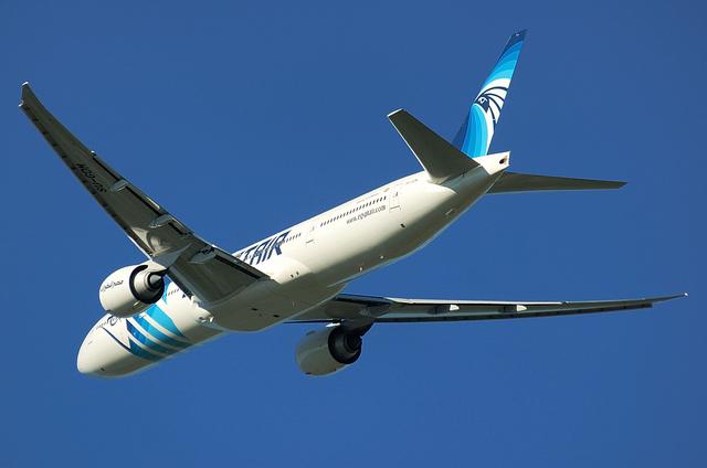 エジプト航空 B777 6