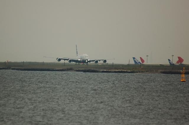 A380 Take Off 3