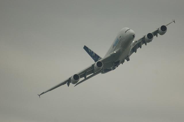 A380 Take Off 5