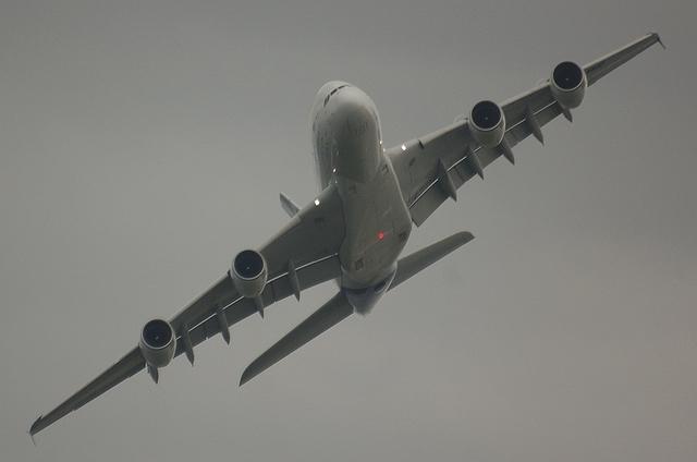A380 Take Off 6