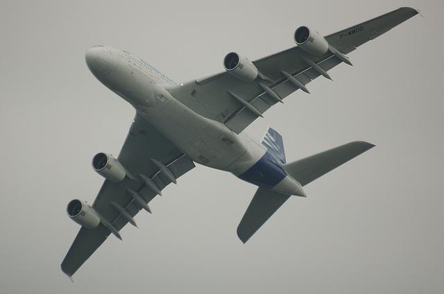 A380 Take Off 7
