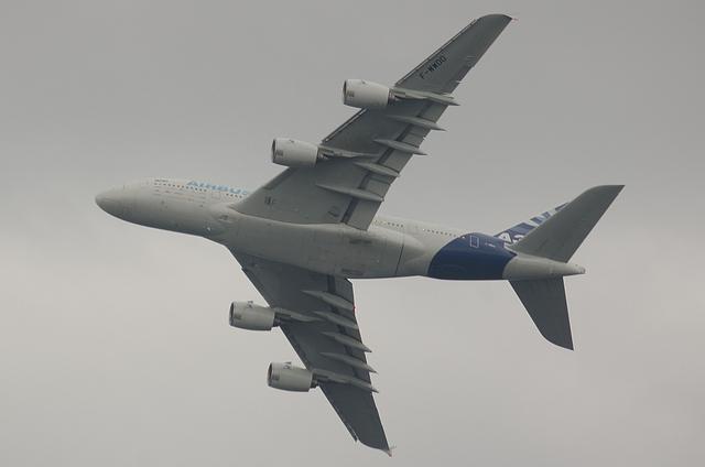 A380 Take Off 8