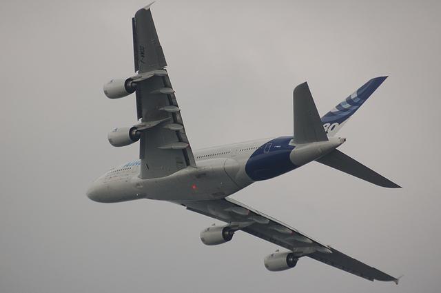 A380 Take Off 9