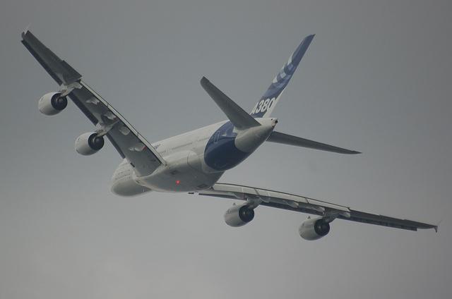 A380 Take Off 10