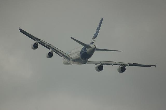 A380 Take Off 11