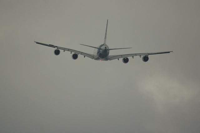 A380 Take Off 12