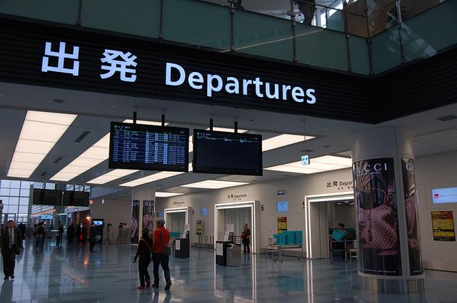 新国際線ターミナル 6