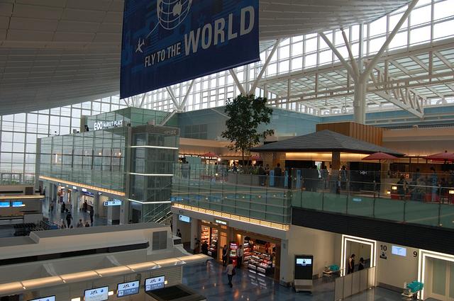 新国際線ターミナル 8