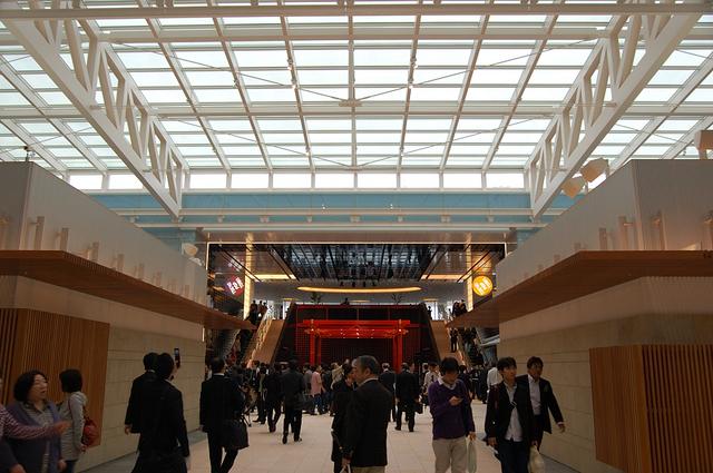 新国際線ターミナル 2