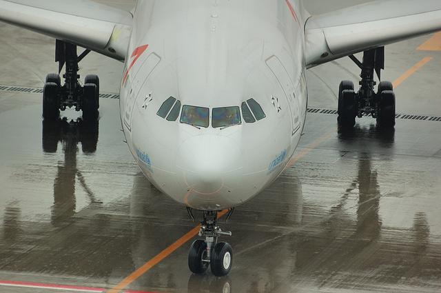 アシアナ A330 スポットイン