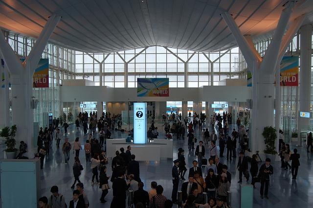 新国際線ターミナル 12