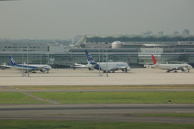 A380と777 5