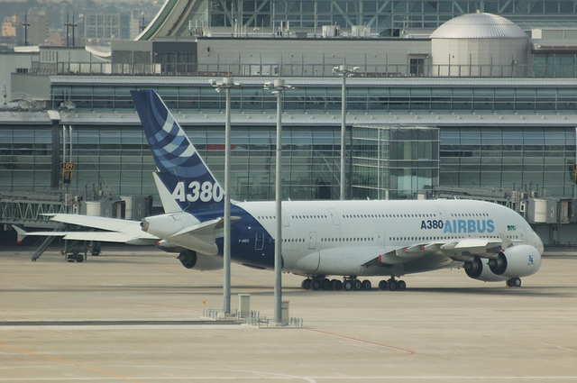 A380と777 6