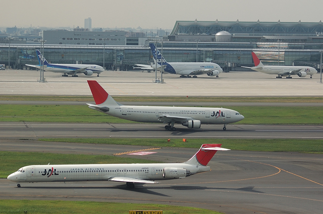 A300-600RとMD-90-30