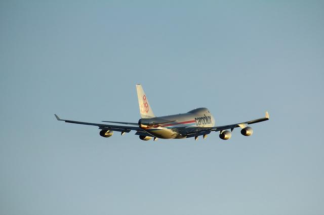 Cargolux B747-400F 4