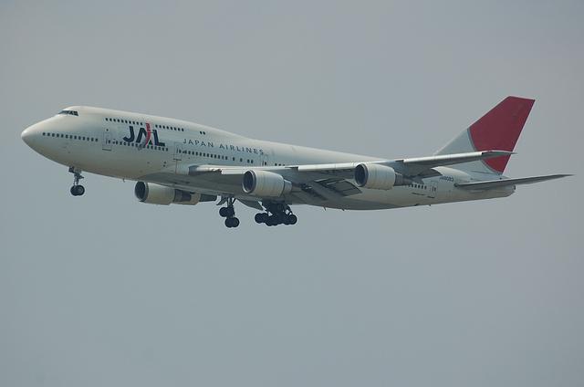 JAL B744 VOR-C 3