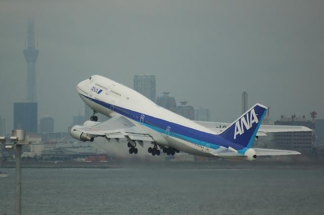 ANA B744 7