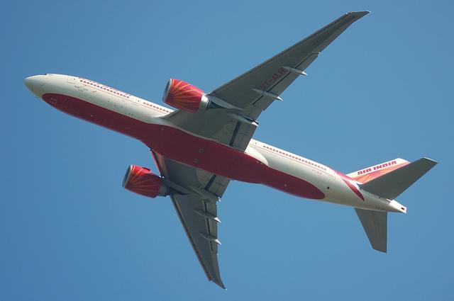AIR INDIA B777-200LR 1