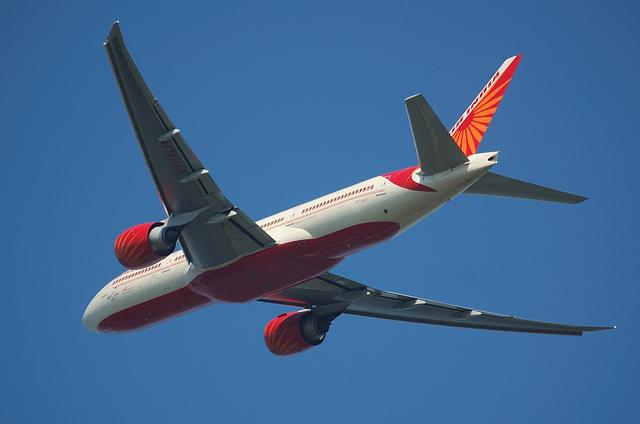 AIR INDIA B777-200LR 3
