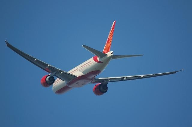 AIR INDIA B777-200LR 4