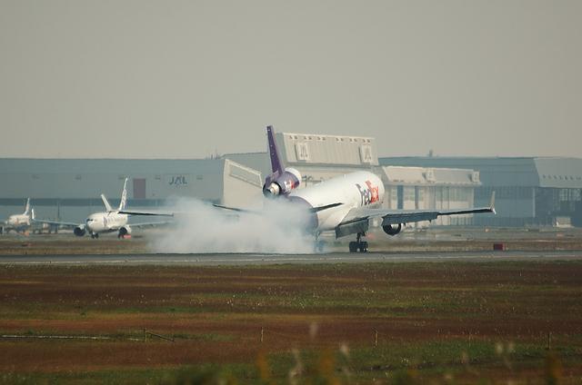 FedEx MD-11F 6