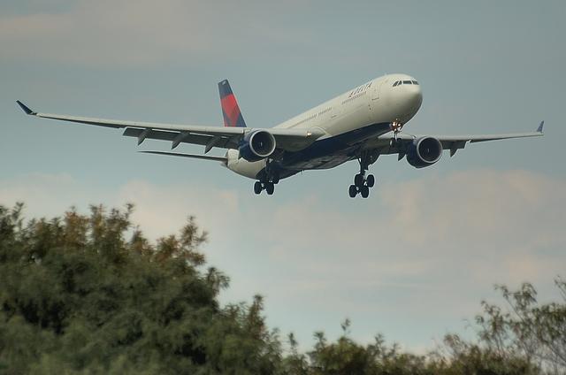 DELTA A330 1