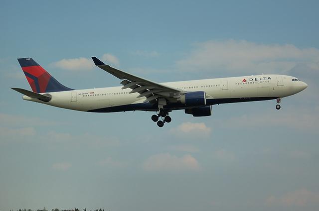 DELTA A330 2