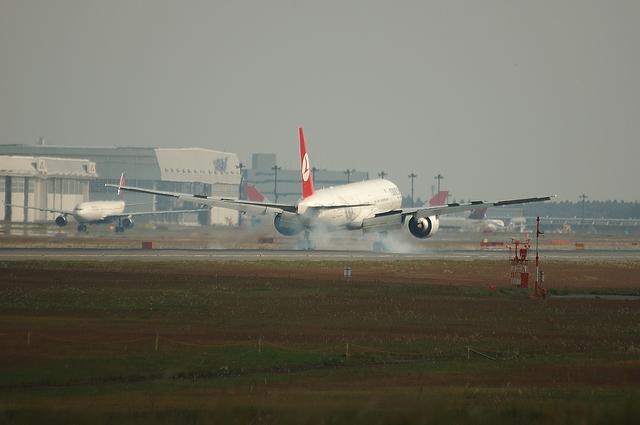 トルコ航空 B777-300ER 7