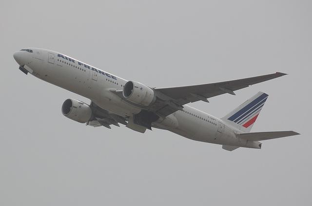エールフランス Boeing777