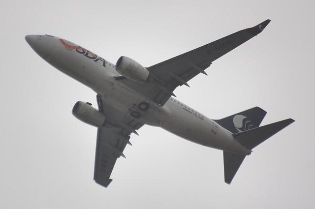山東航空 B737-700