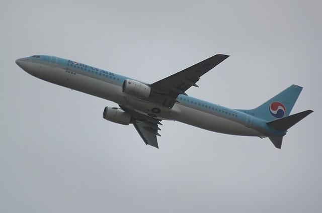 大韓航空 Boeing737-900 4
