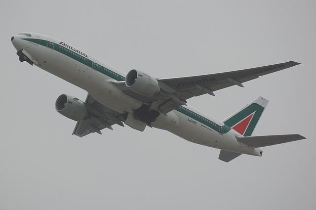 アリタリア Boeing777