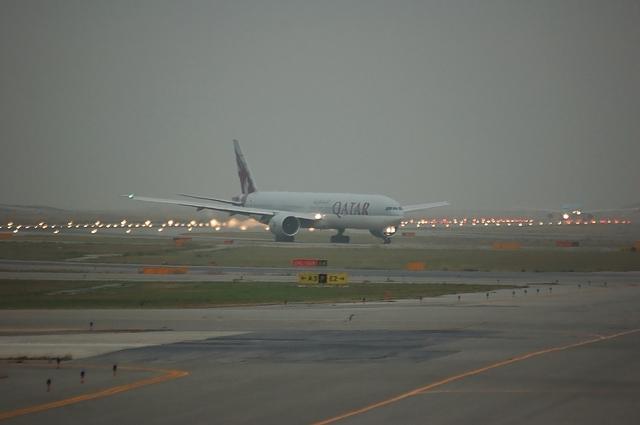 カタール Boeing777 1