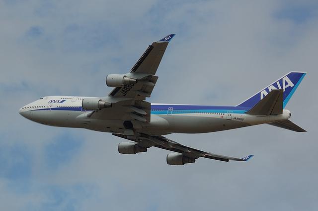 ANA B744 Inter 3