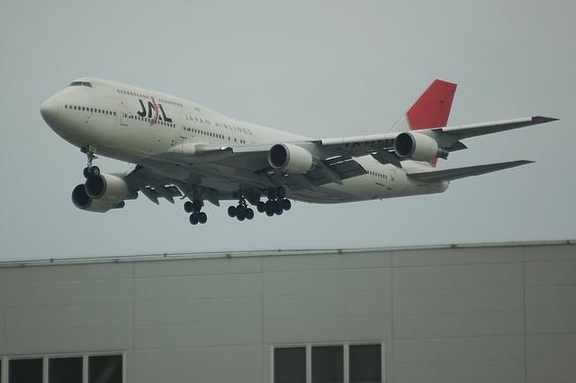 JAL B744 VOR-C 5