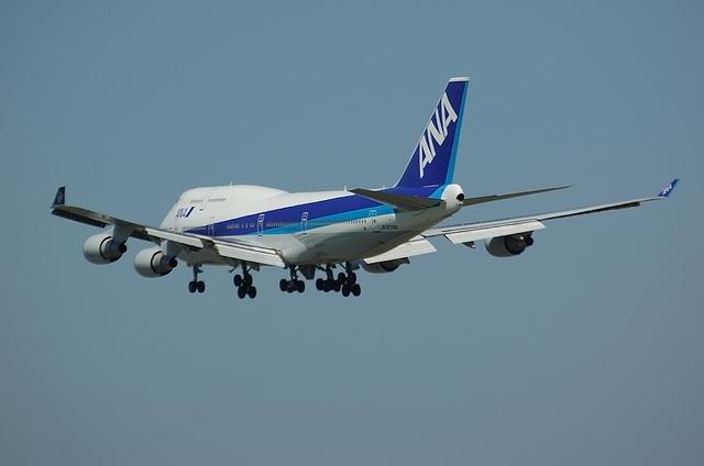 ANA B744 Inter 7
