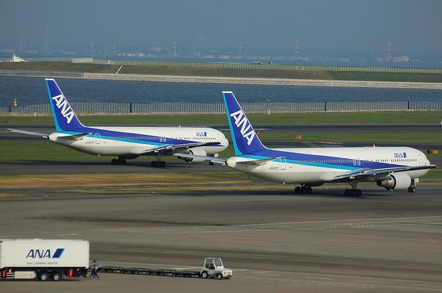 ANA B767 3